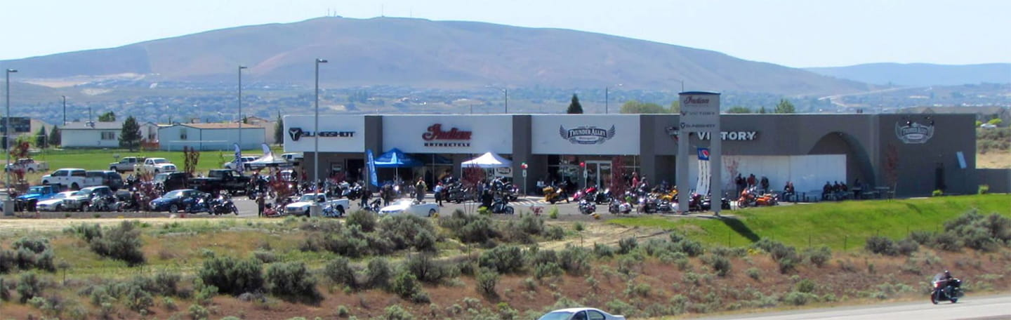 Thunder Alley Motorsports, Pasco, WA